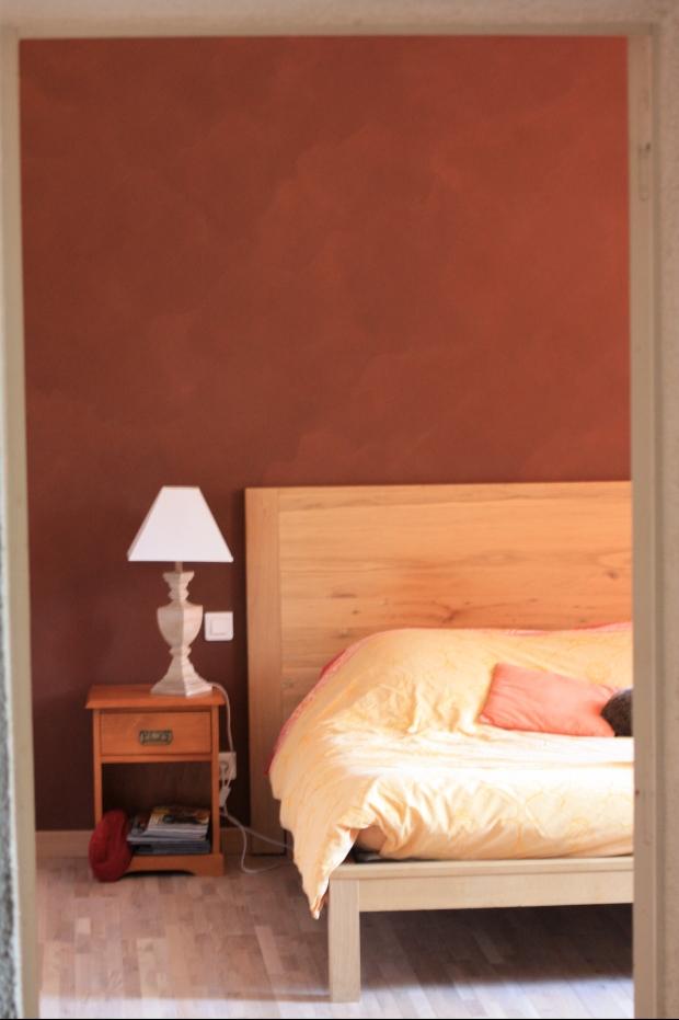 Badigeon de chaux, florence Lavigne, peintre décorateur Toulouse
